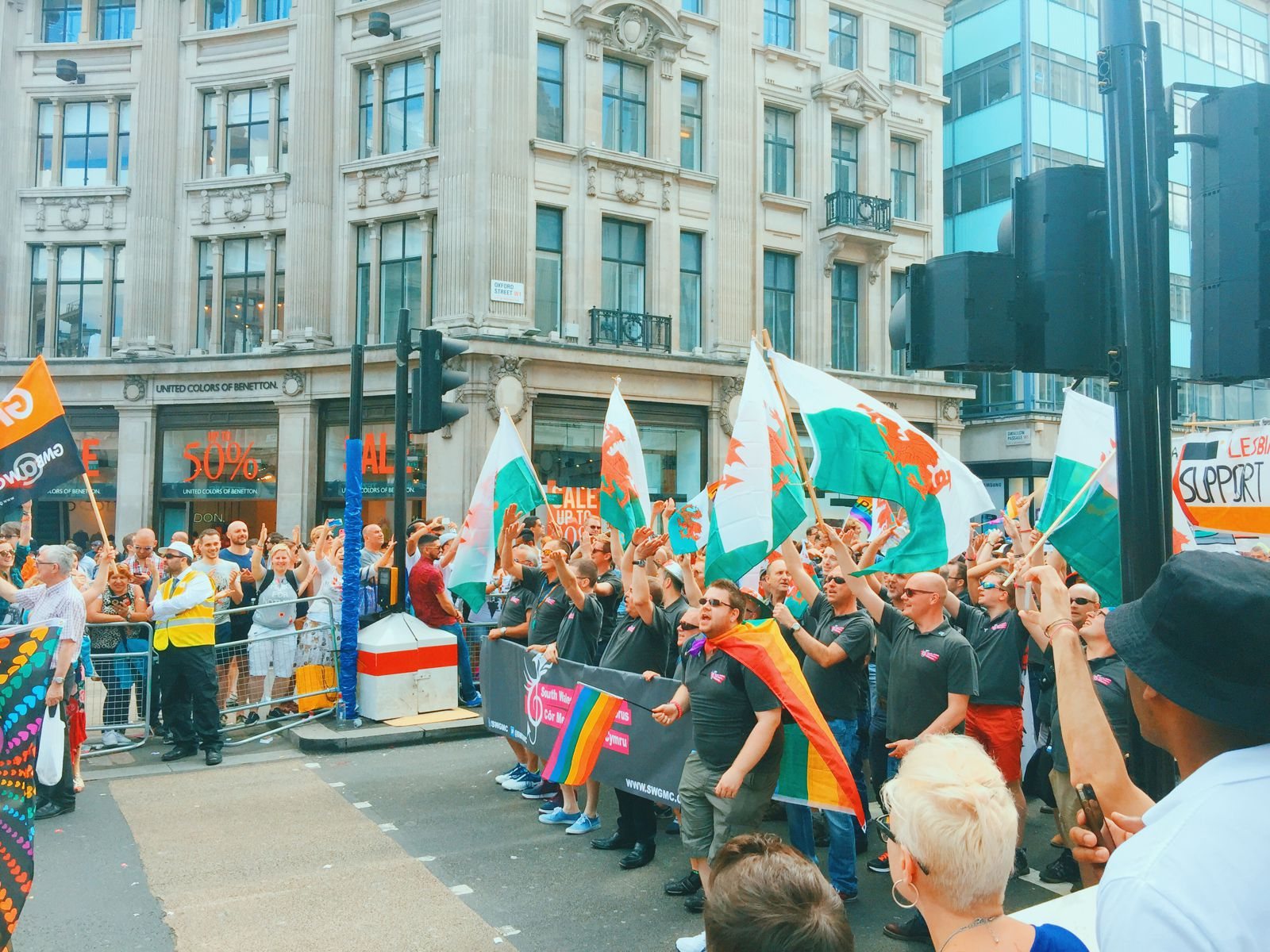 There Was A Party In London This Weekend... Pride in London (6)