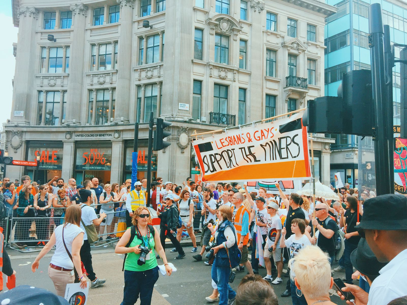 There Was A Party In London This Weekend... Pride in London (7)