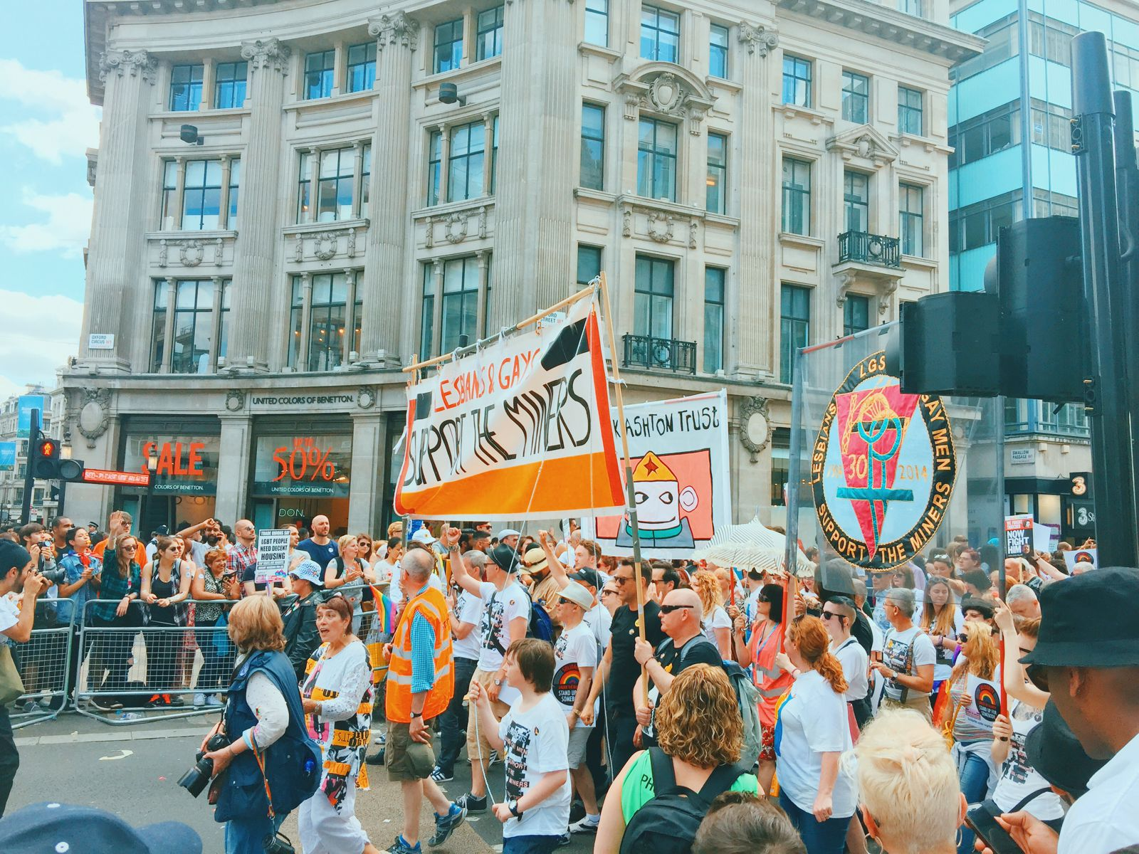 There Was A Party In London This Weekend... Pride in London (10)