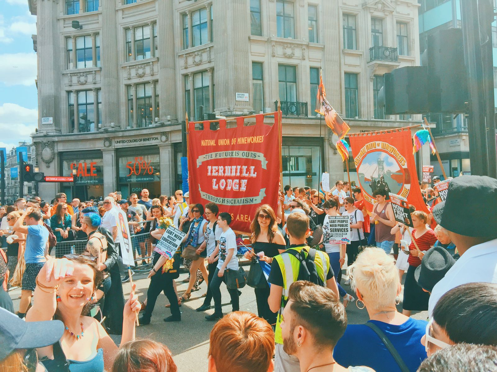 There Was A Party In London This Weekend... Pride in London (11)