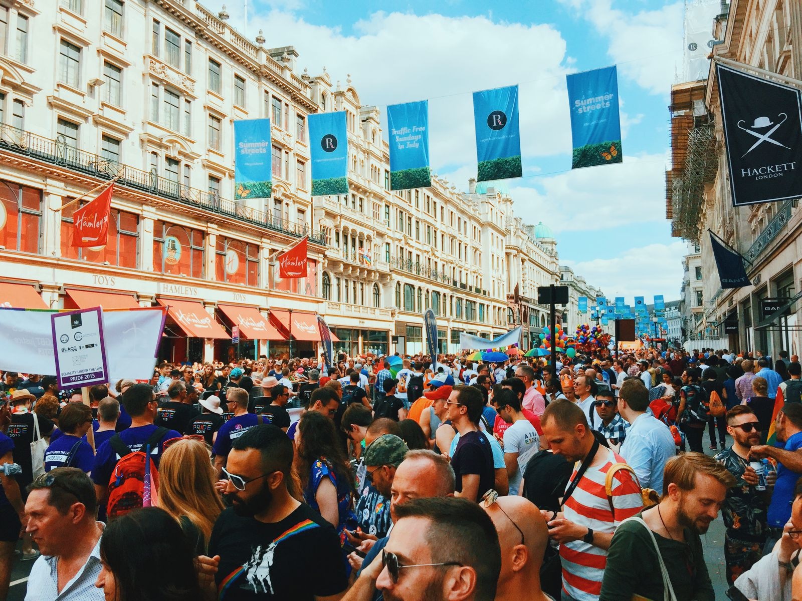 There Was A Party In London This Weekend... Pride in London (12)
