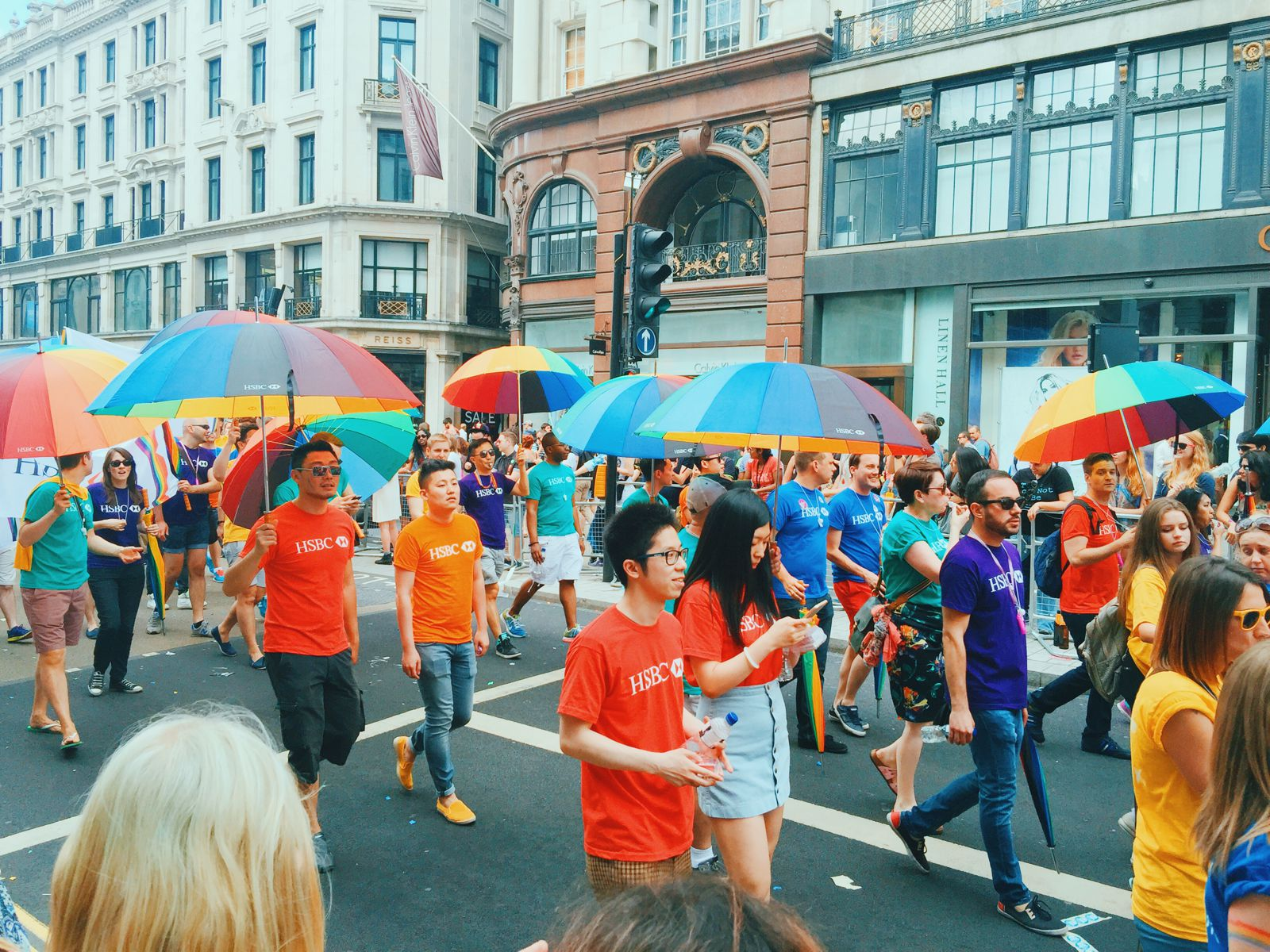 There Was A Party In London This Weekend... Pride in London (15)