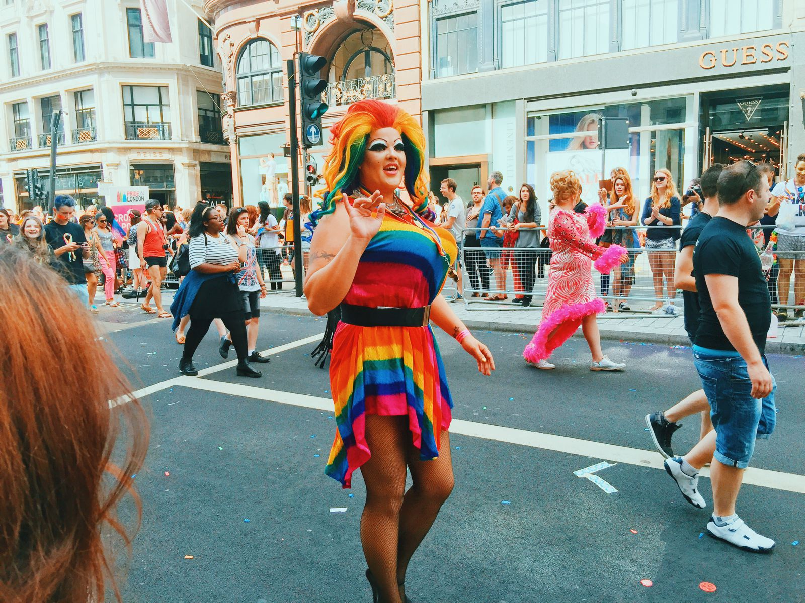 There Was A Party In London This Weekend... Pride in London (16)