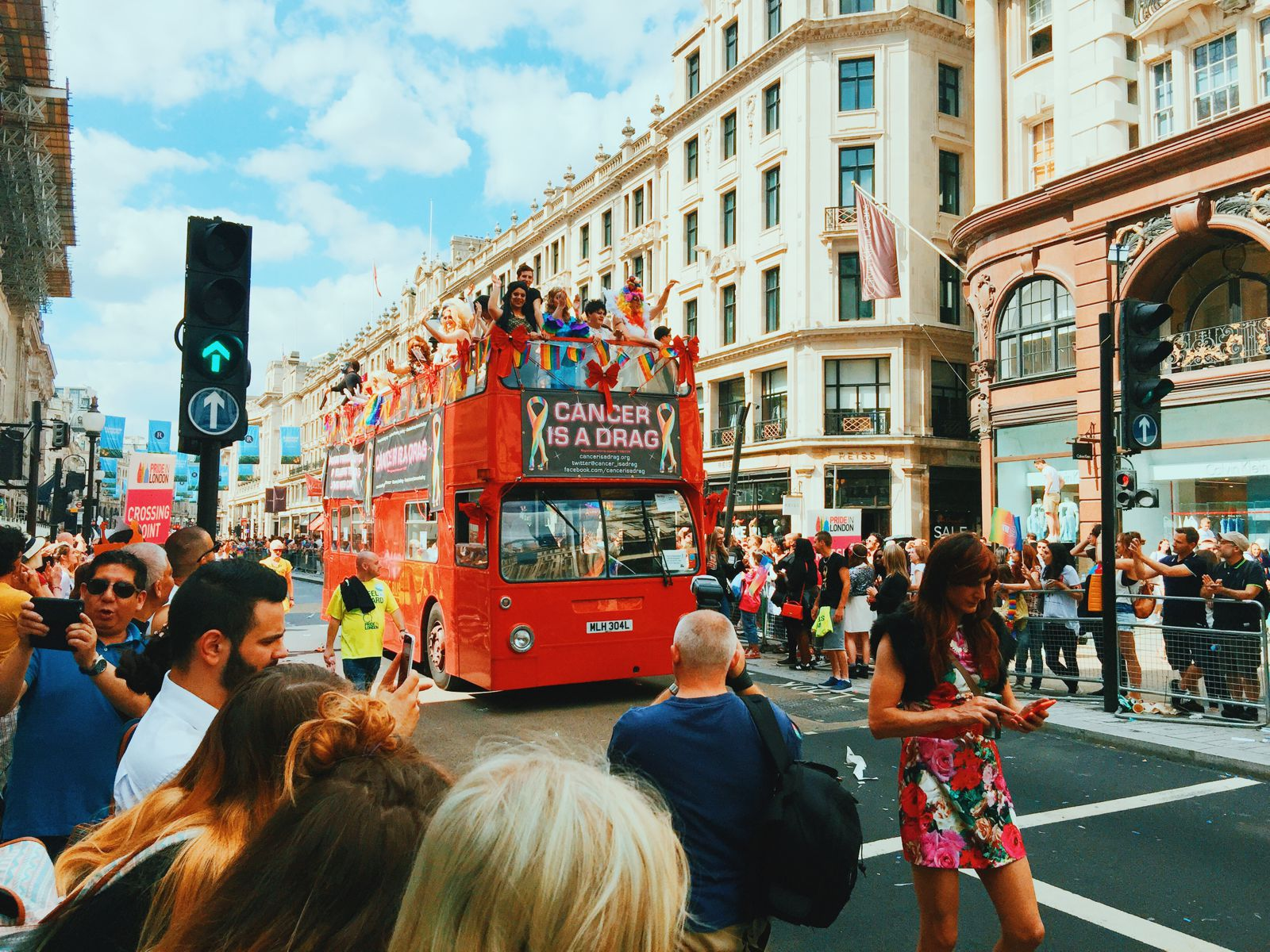 There Was A Party In London This Weekend... Pride in London (18)
