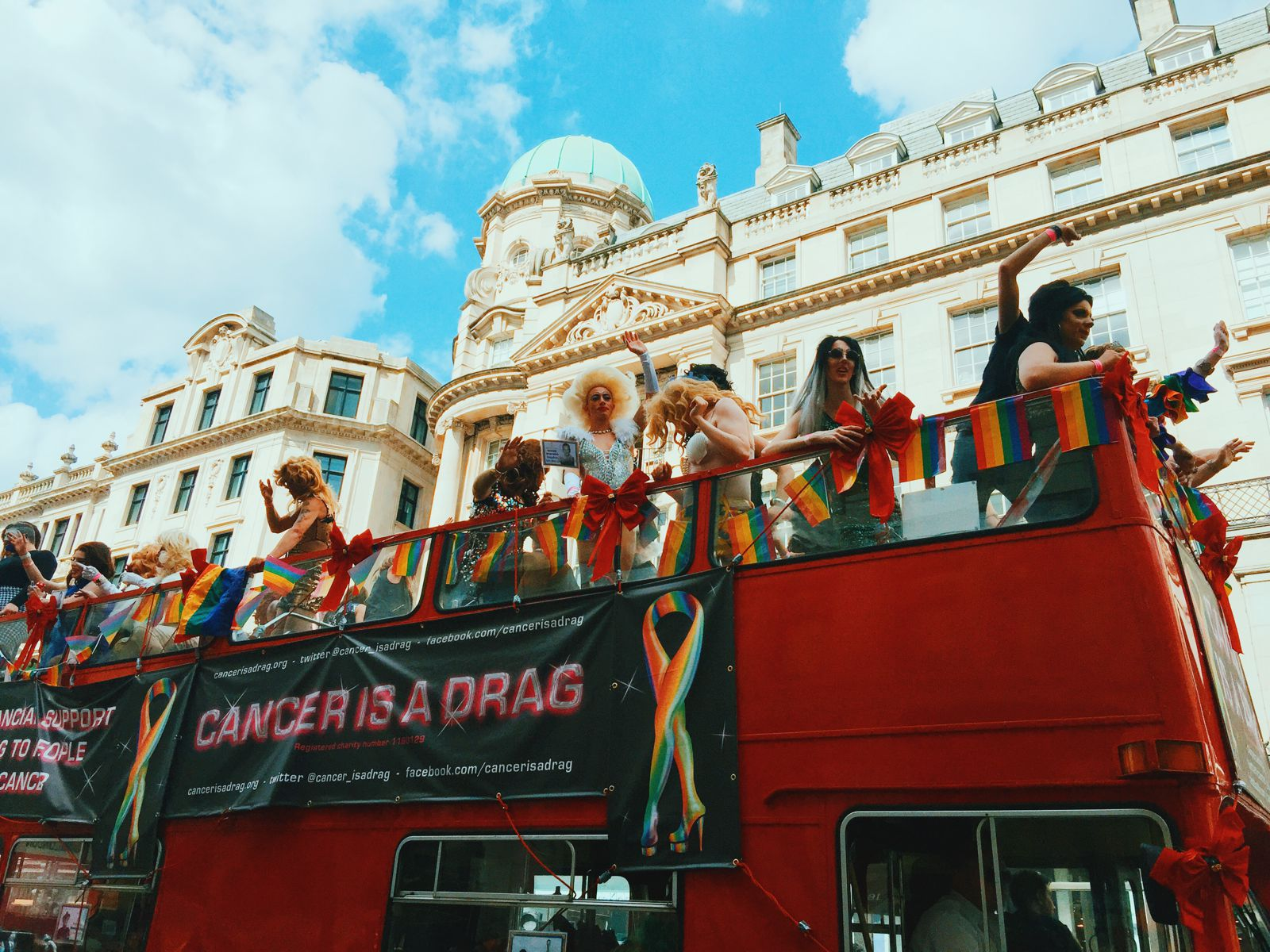 There Was A Party In London This Weekend... Pride in London (17)