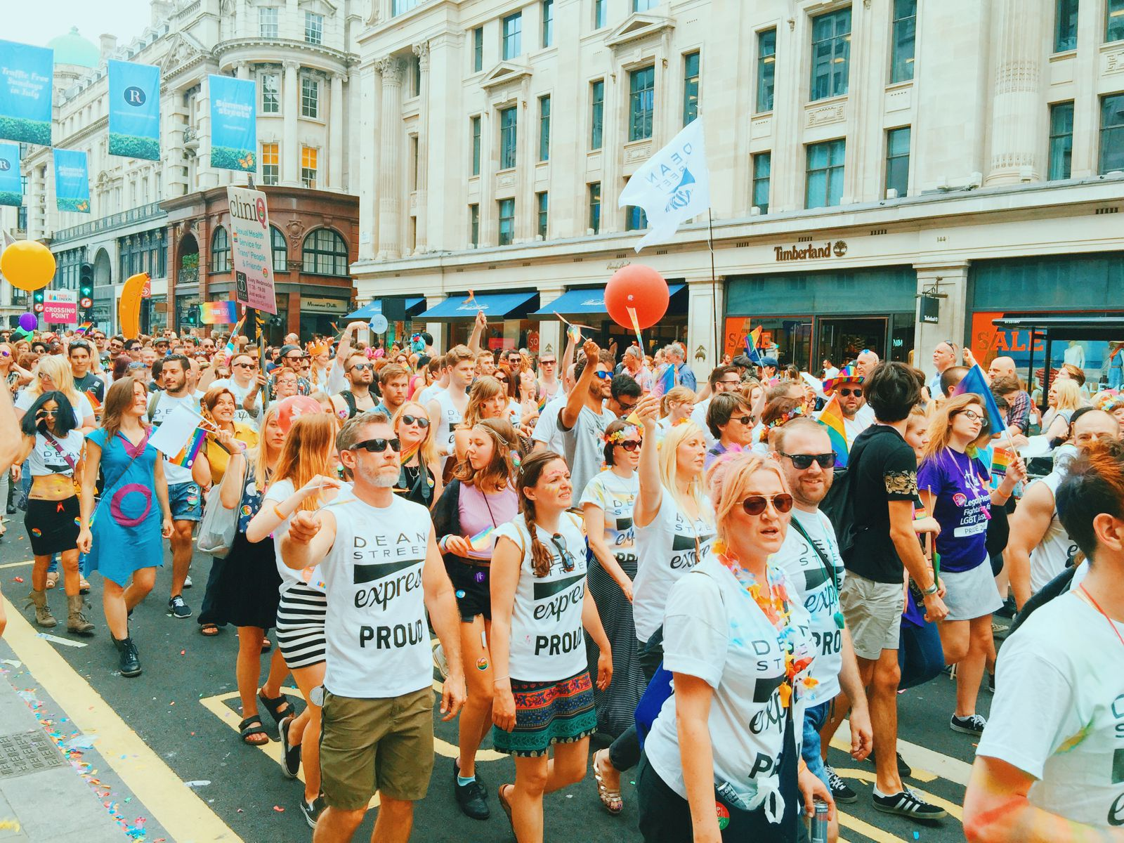 There Was A Party In London This Weekend... Pride in London (19)