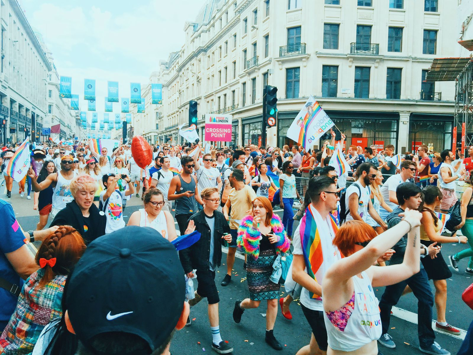 There Was A Party In London This Weekend... Pride in London (37)