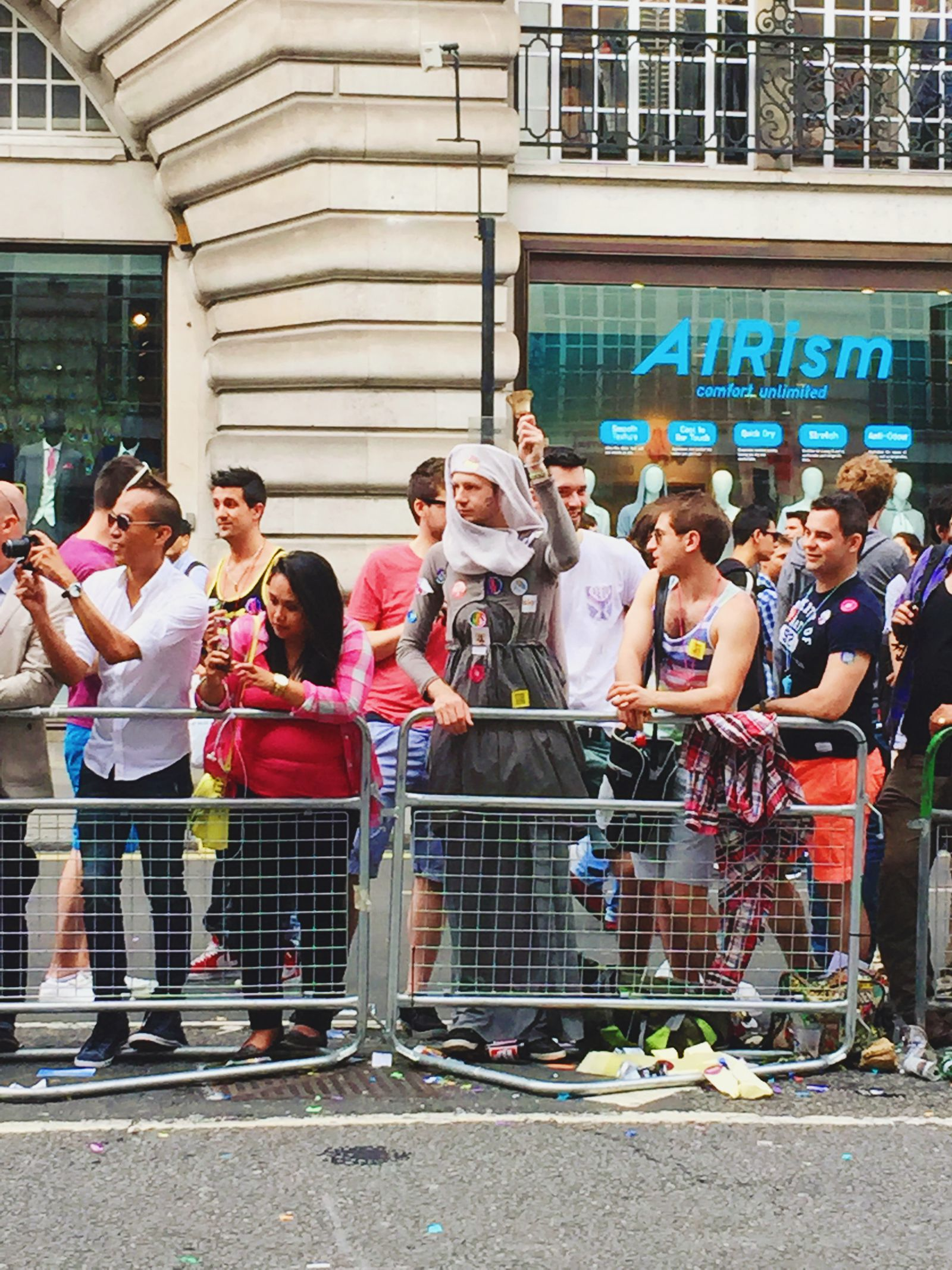 There Was A Party In London This Weekend... Pride in London (46)