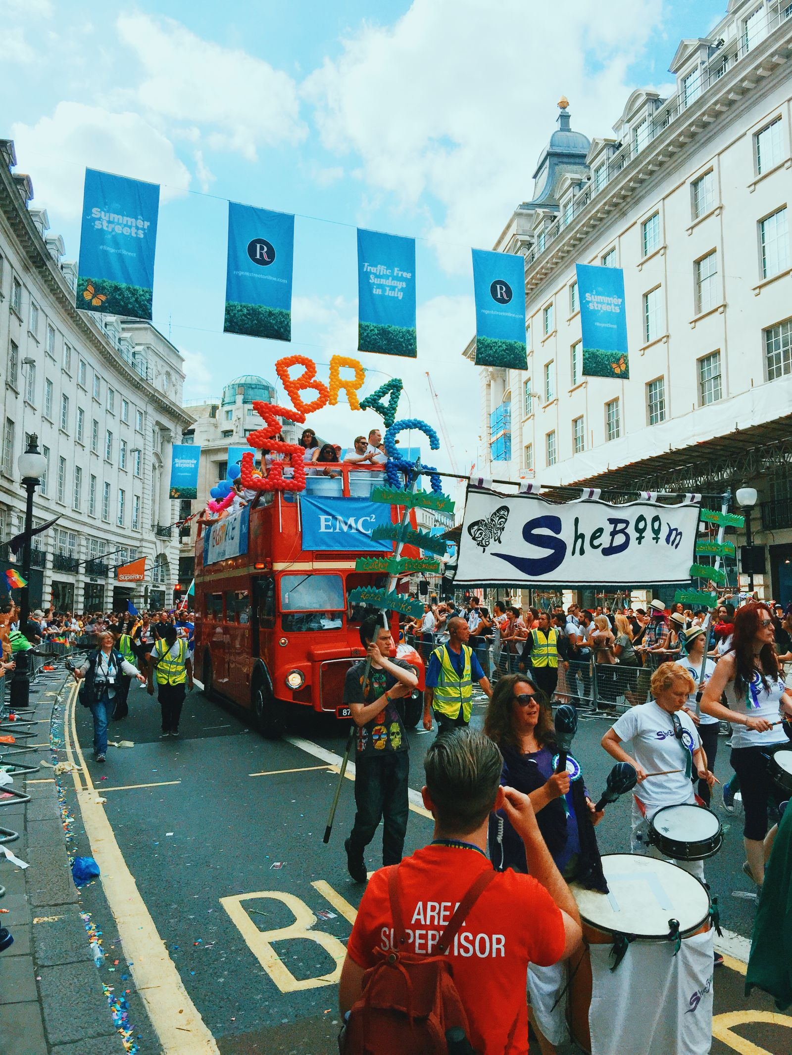 There Was A Party In London This Weekend... Pride in London (49)