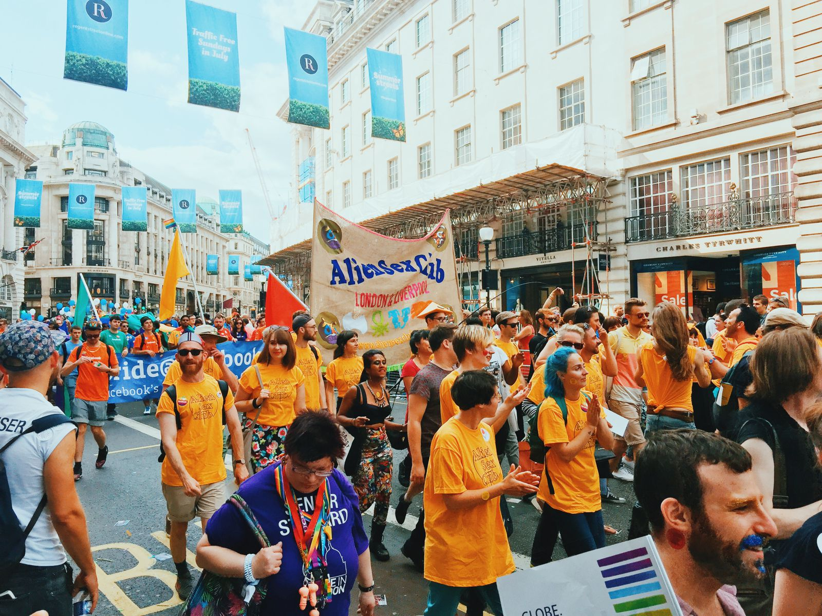 There Was A Party In London This Weekend... Pride in London (50)