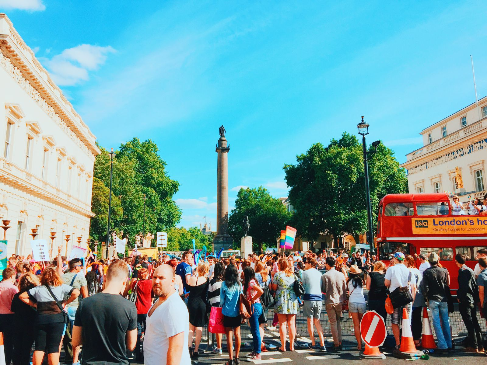 There Was A Party In London This Weekend... Pride in London (59)