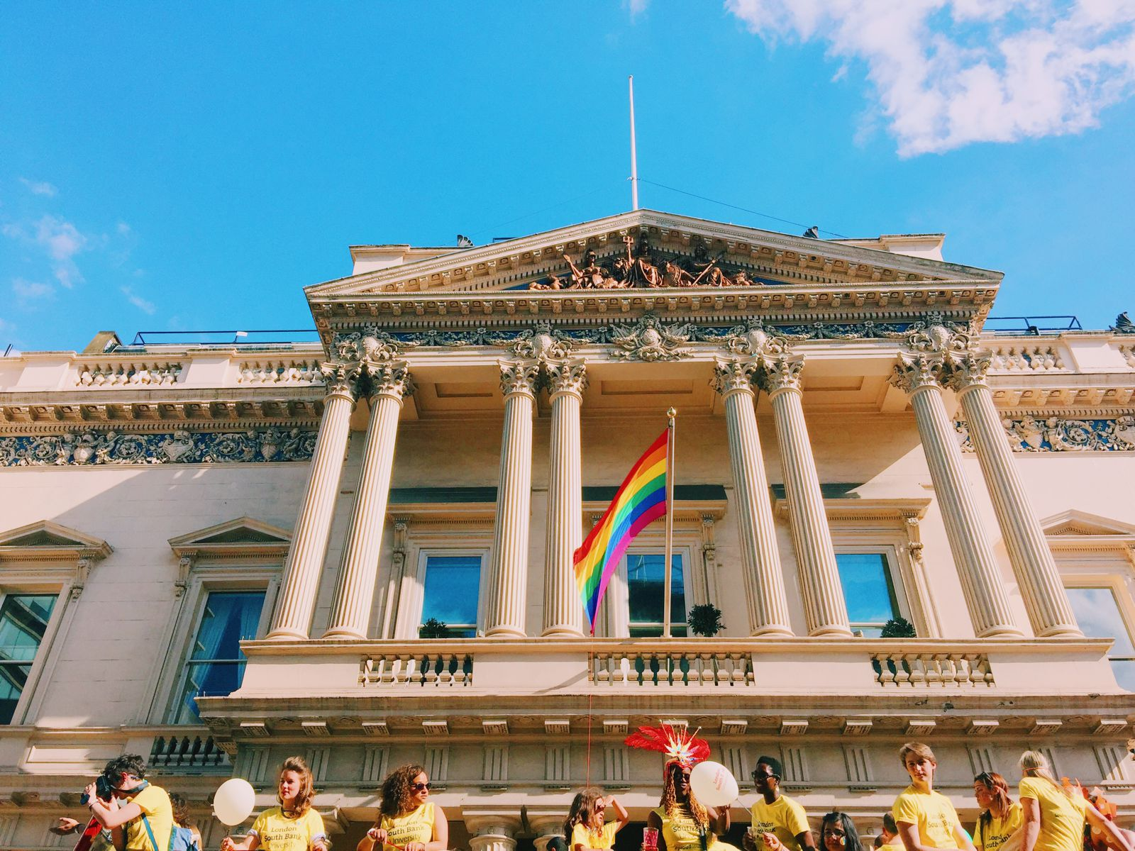 There Was A Party In London This Weekend... Pride in London (61)