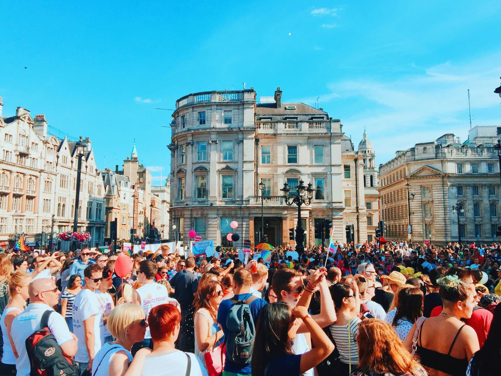 There Was A Party In London This Weekend... Pride in London (65)