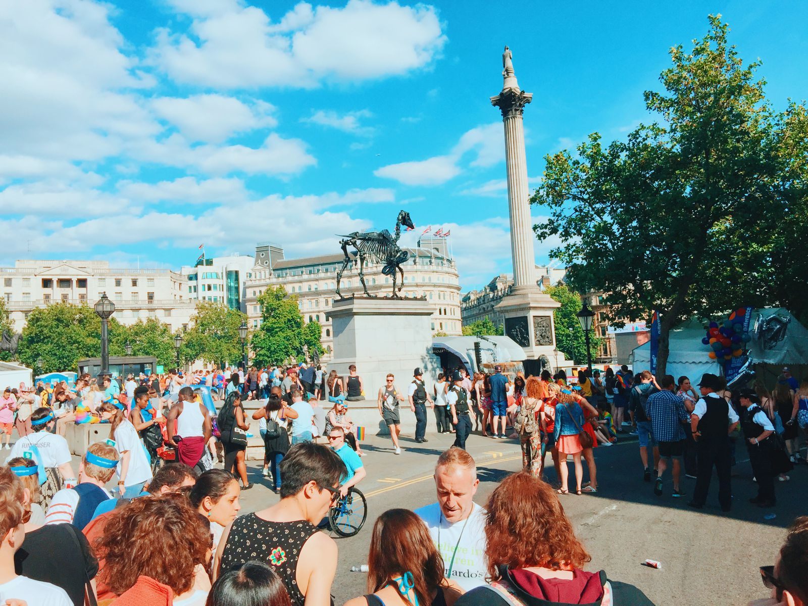 There Was A Party In London This Weekend... Pride in London (66)