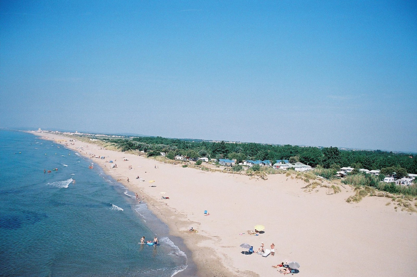 Naturist Beaches South of France - Skinny Dipping