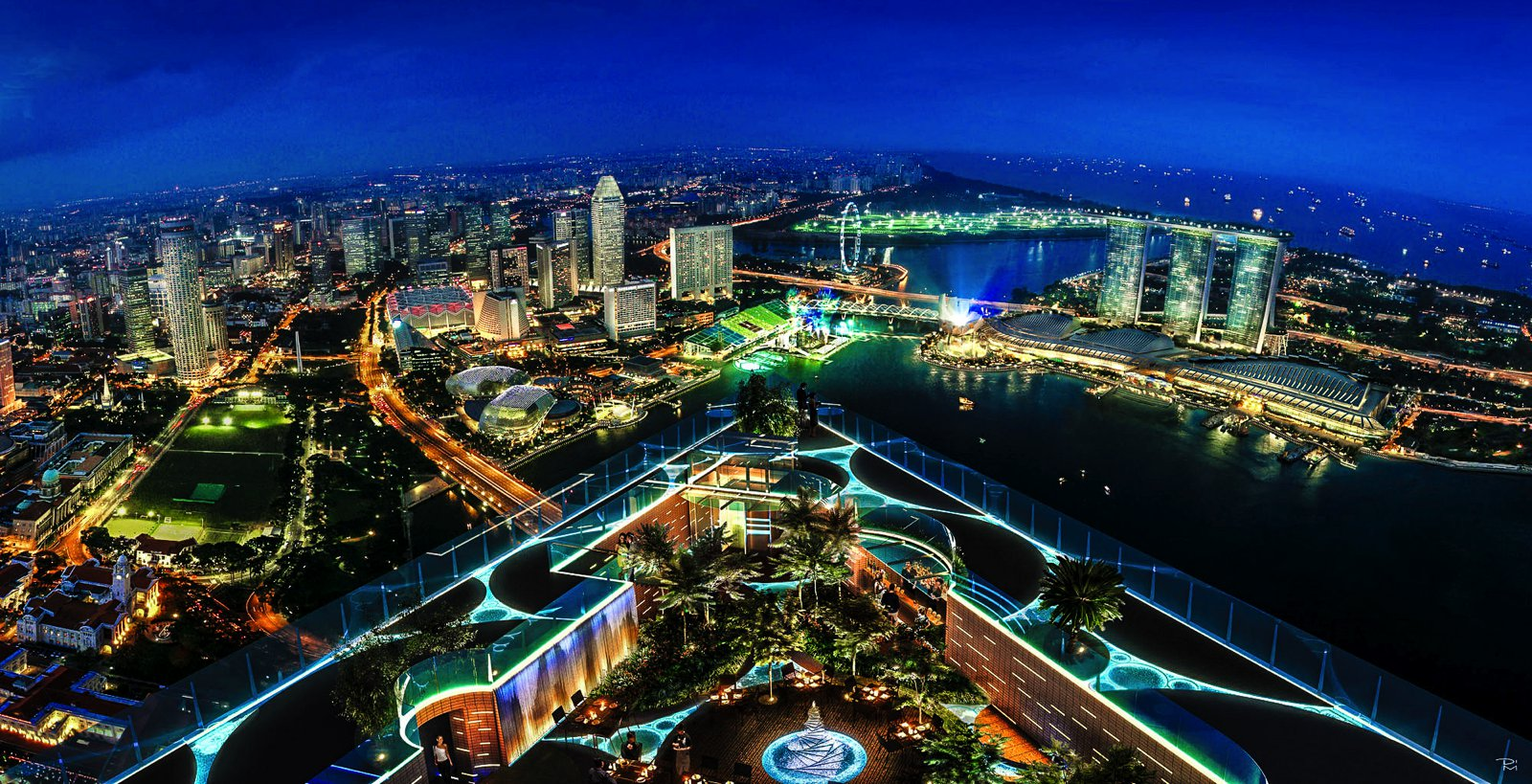 14 Things To See, Eat & Do in Singapore (1)