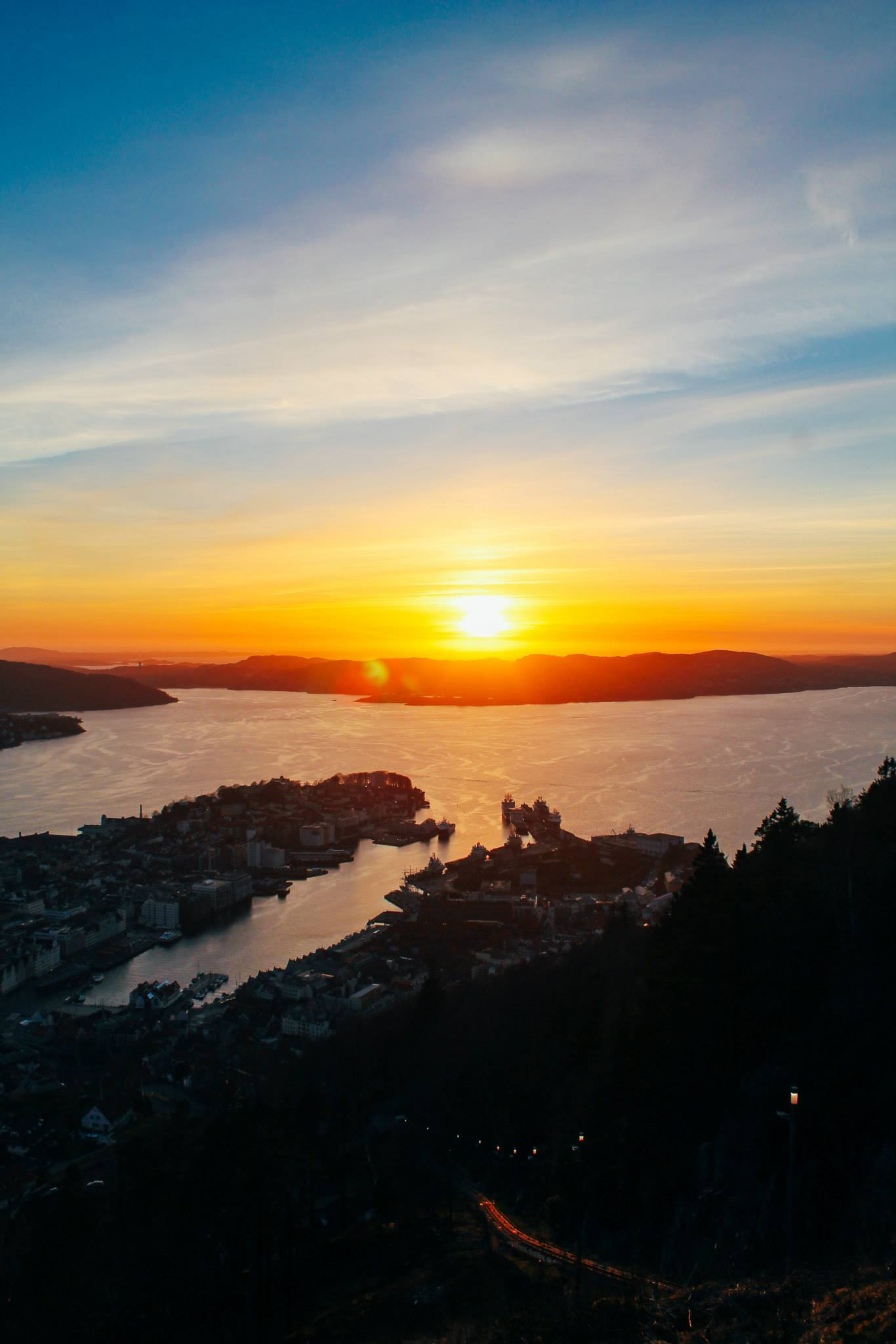 This Is The Best View In Bergen (And One Of The Best In The World)!!! Mount Fløyen and the Fløibanen funicular (27)