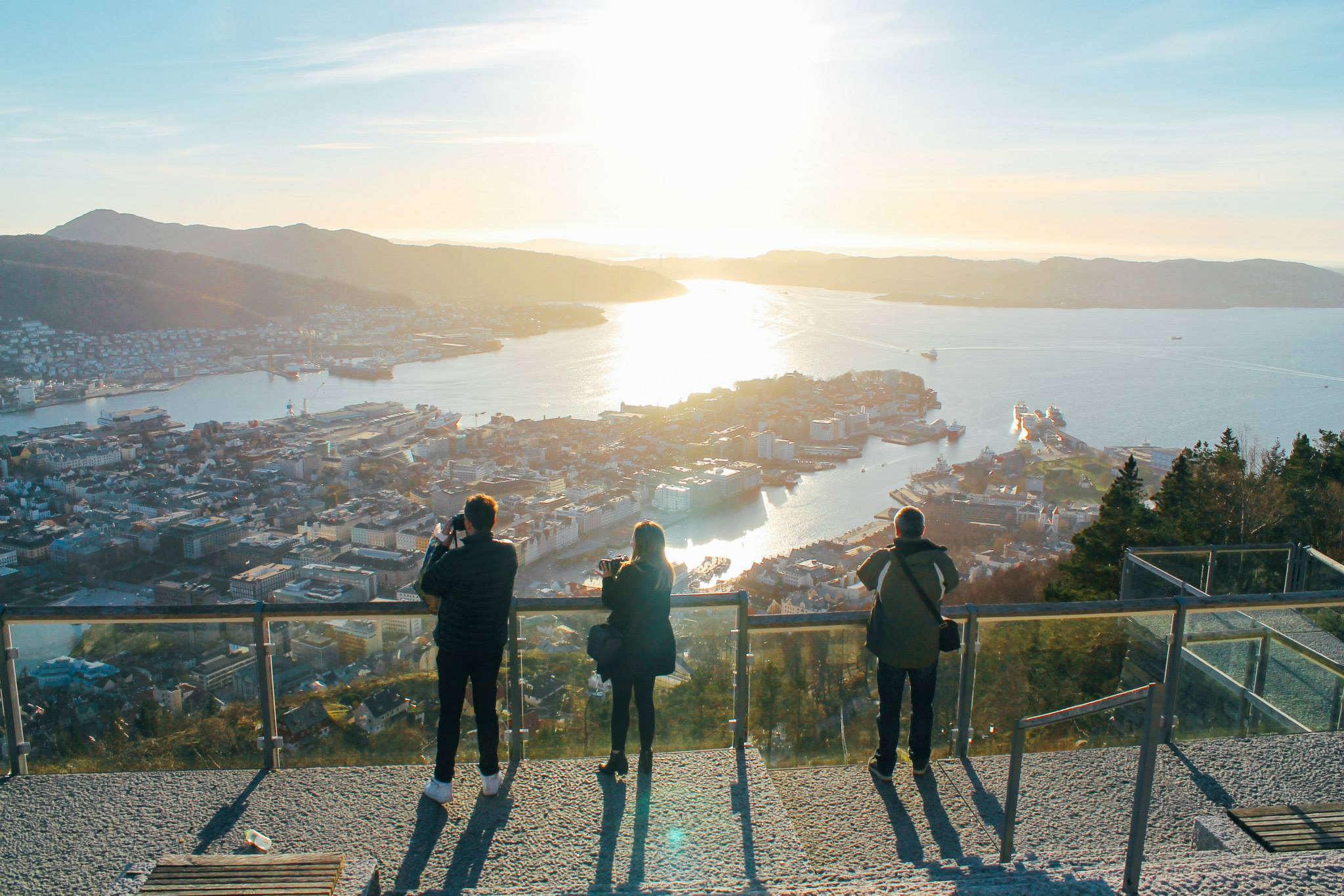 This Is The Best View In Bergen (And One Of The Best In The World)!!! Mount Fløyen and the Fløibanen funicular (8)