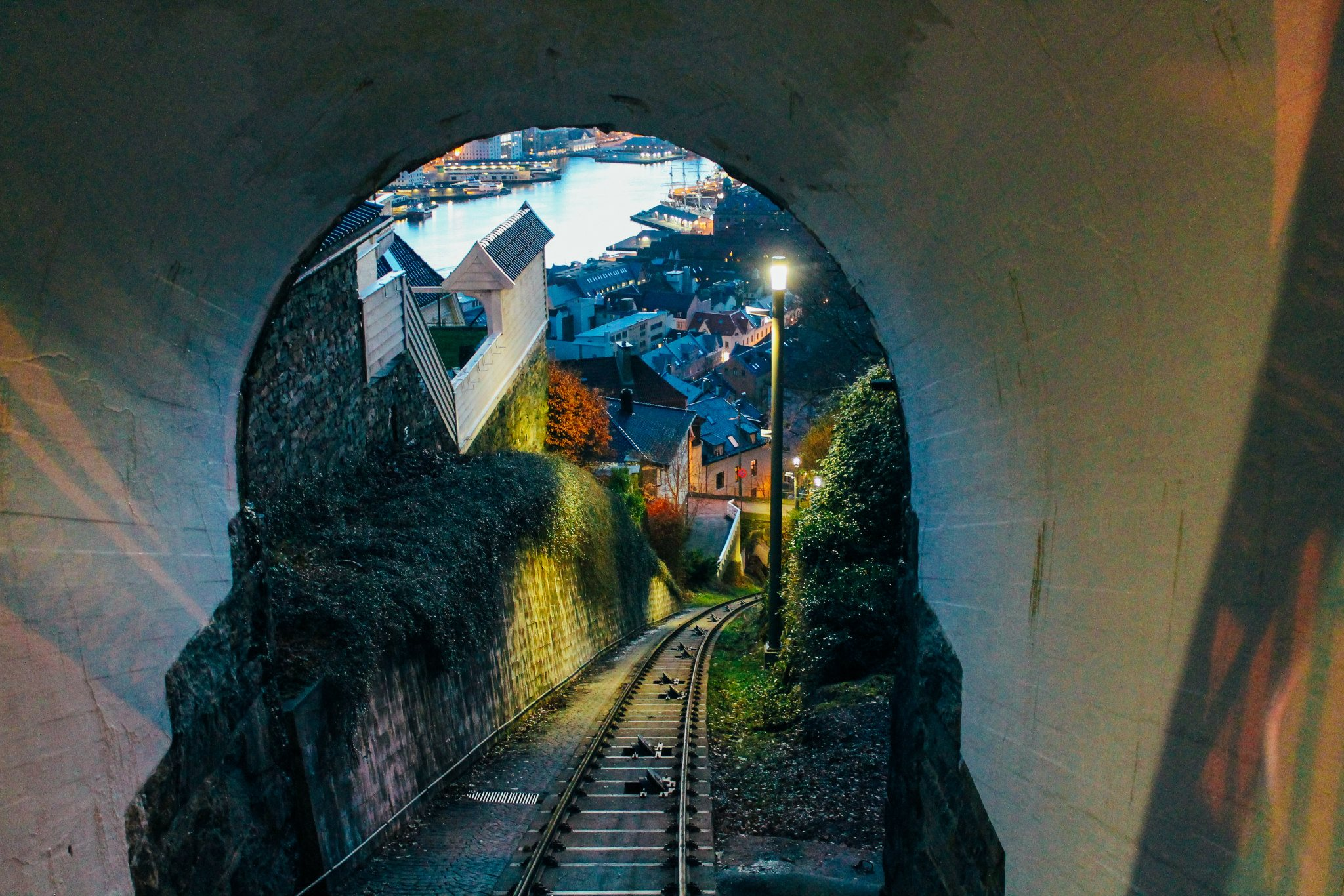 This Is The Best View In Bergen (And One Of The Best In The World)!!! Mount Fløyen and the Fløibanen funicular (38)
