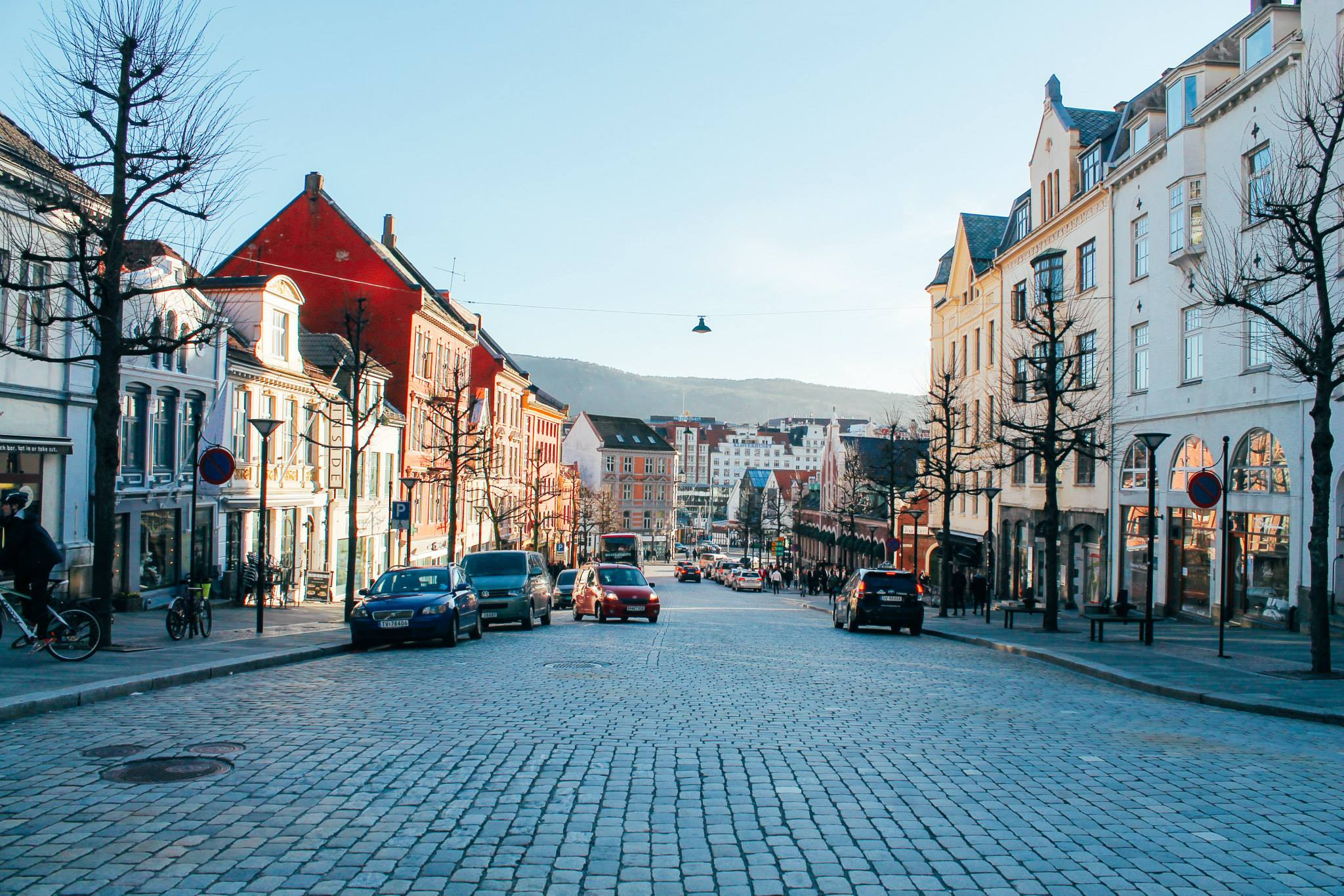 This Is The Best View In Bergen (And One Of The Best In The World)!!! Mount Fløyen and the Fløibanen funicular (4)