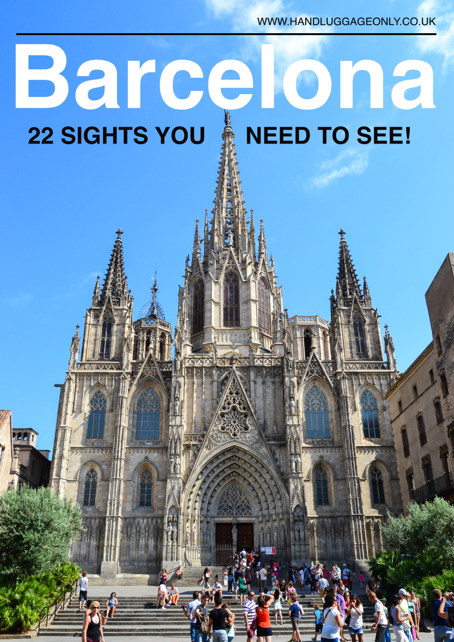22 Best Things To Do In Barcelona Spain Hand Luggage Only