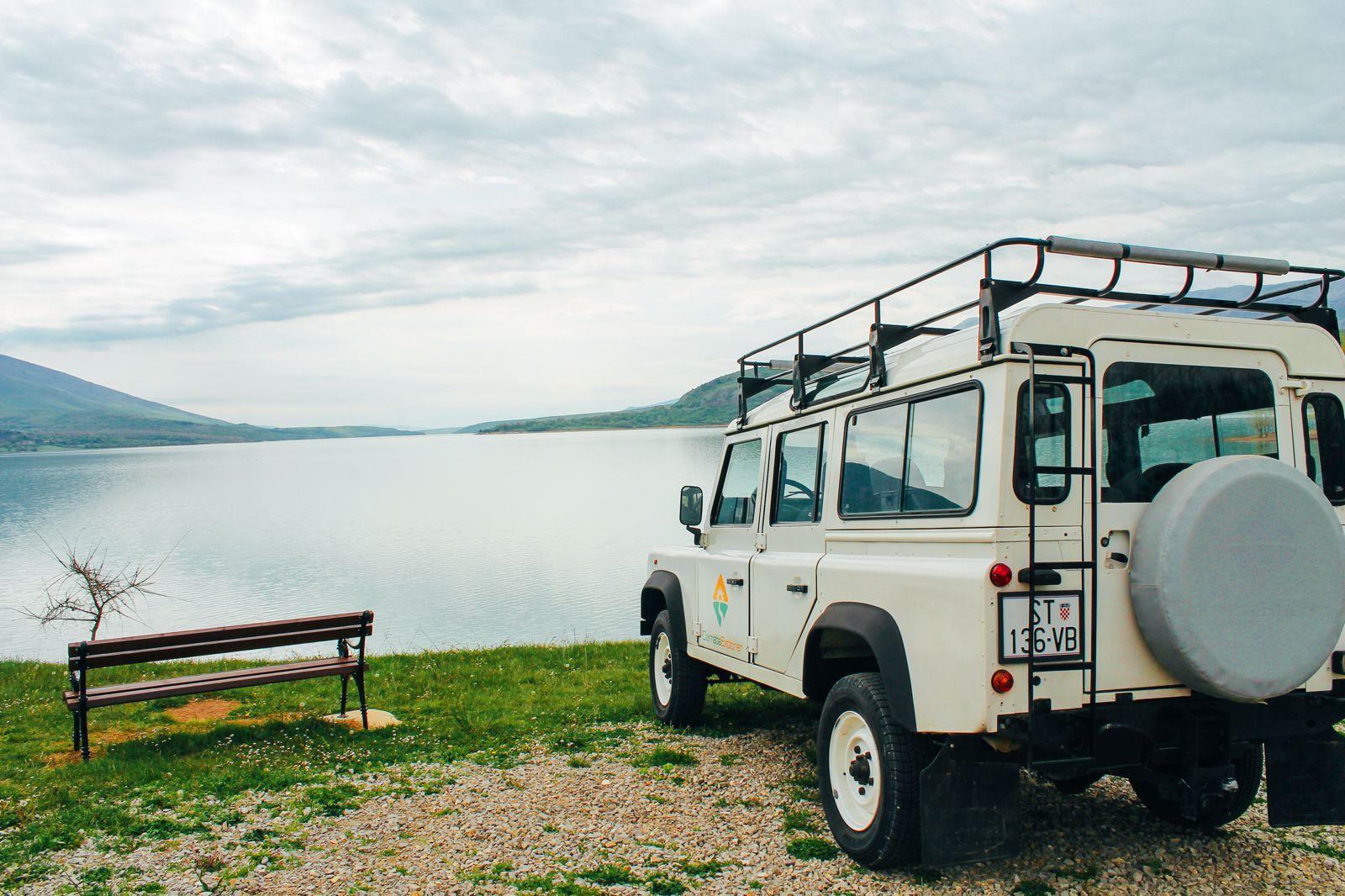 Countryside Off-roading In Croatia... with Dalmatia Explorer (8)