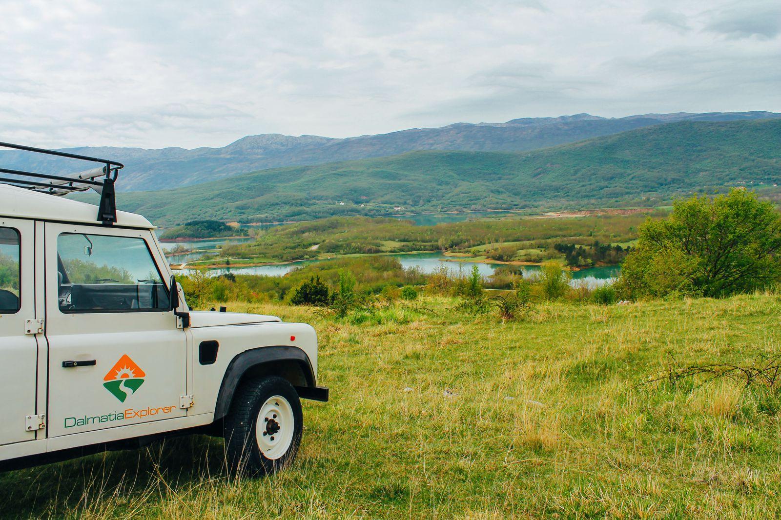 Countryside Off-roading In Croatia... with Dalmatia Explorer (9)