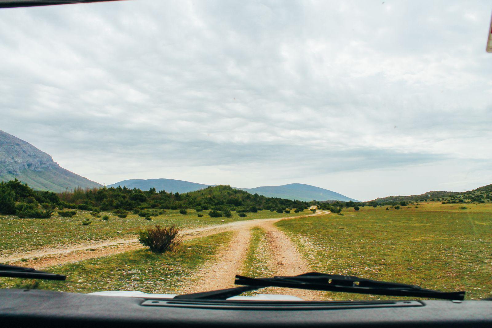 Countryside Off-roading In Croatia... with Dalmatia Explorer (15)
