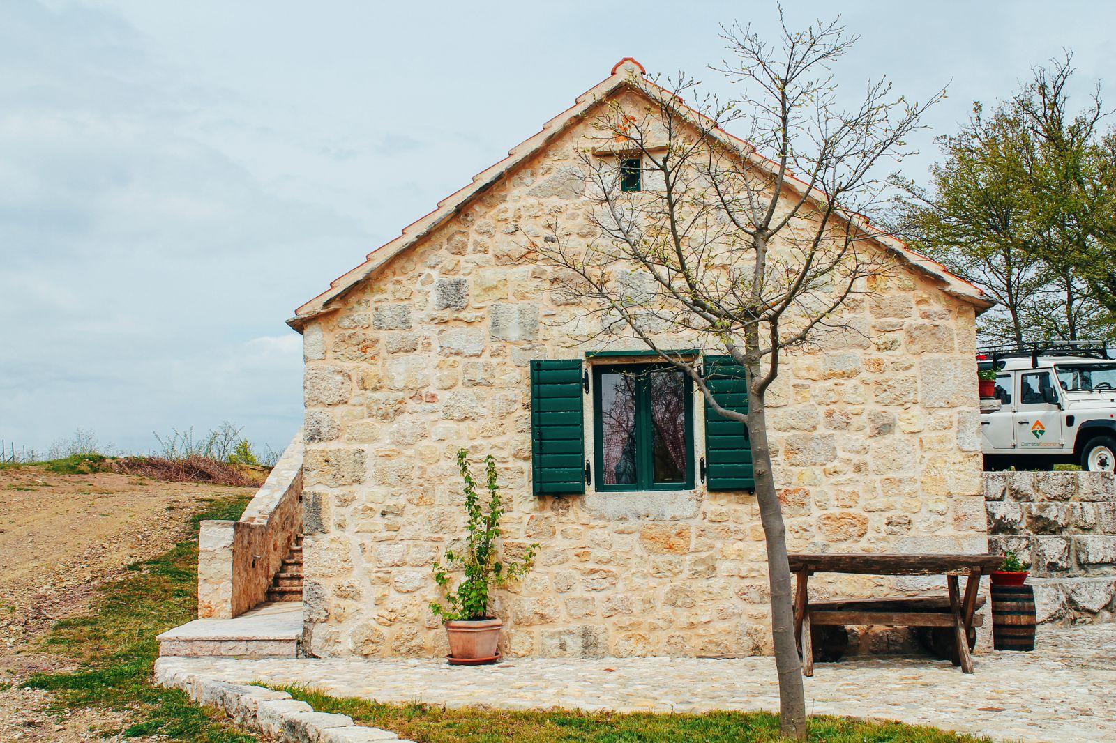 Countryside Off-roading In Croatia... with Dalmatia Explorer (44)