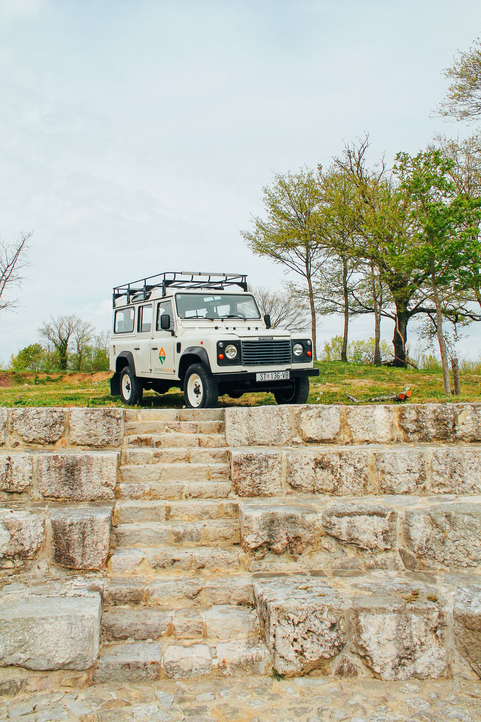 Countryside Off-roading In Croatia... with Dalmatia Explorer (47)