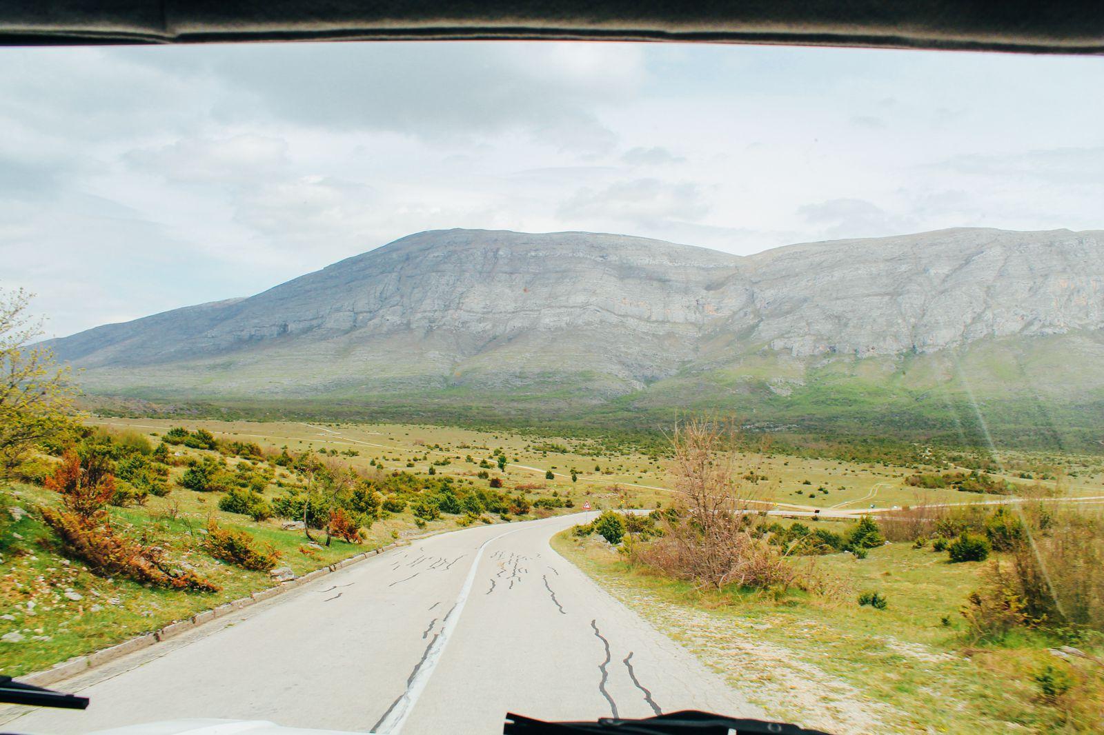 Countryside Off-roading In Croatia... with Dalmatia Explorer (61)