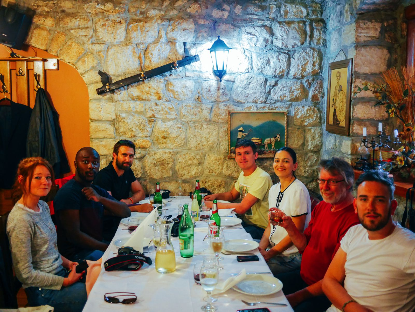 Cave Exploring, Frog Legs and The Old Town Of Sinj In Croatia... (45)
