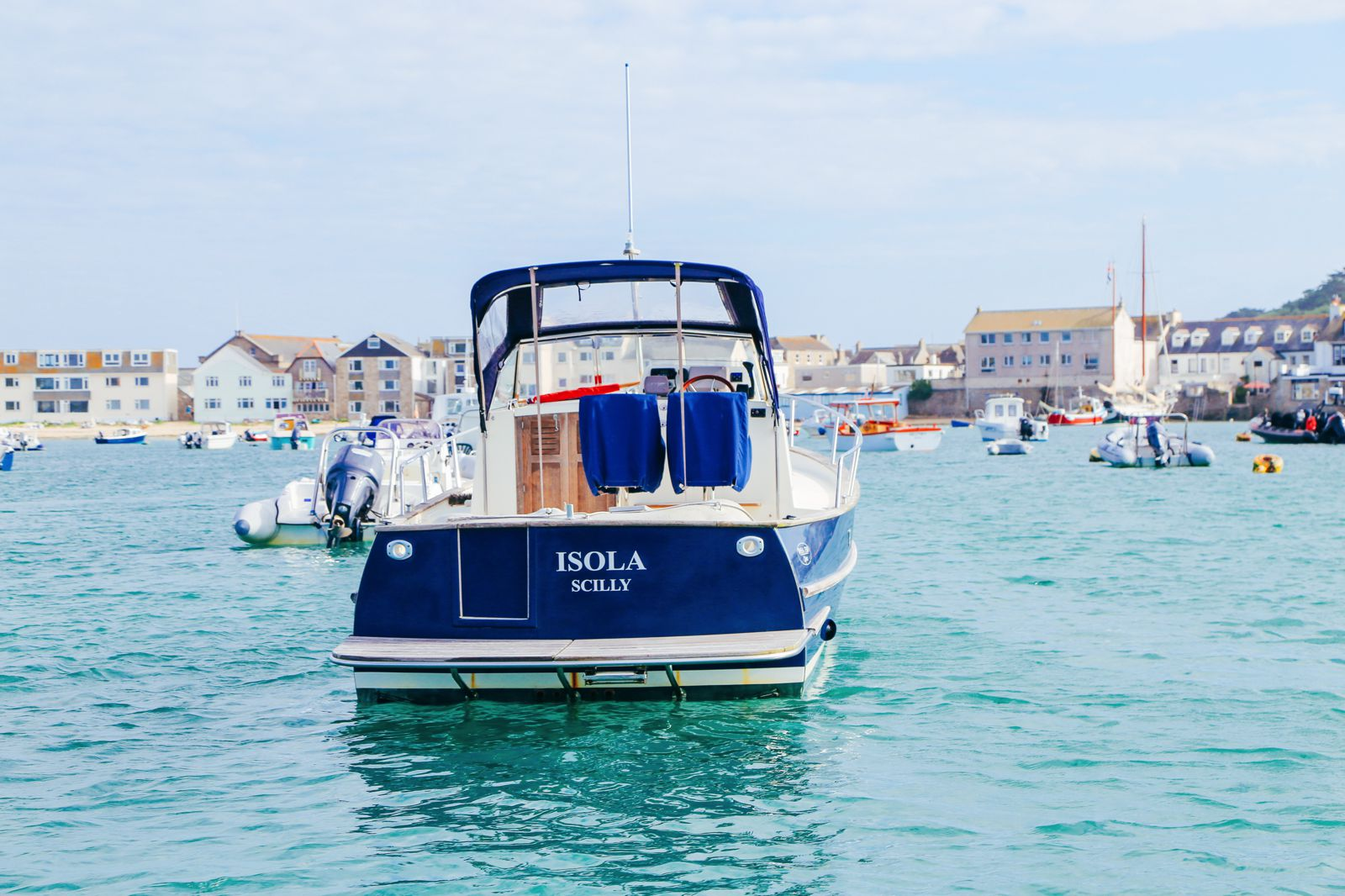 How To Get To The Isles Of Scilly - The UK
