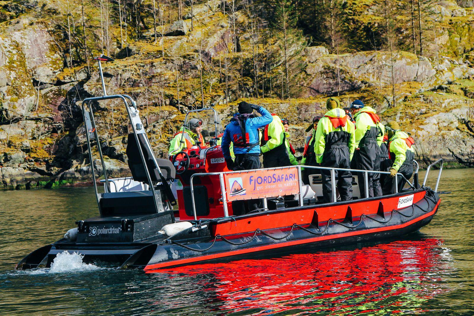 Fjord Safari... in Flam, Norway (46)