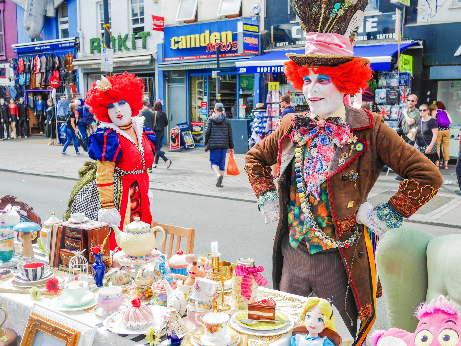 The London Neighbourhood of Camden: Where To Shop, Eat and Party! (3)