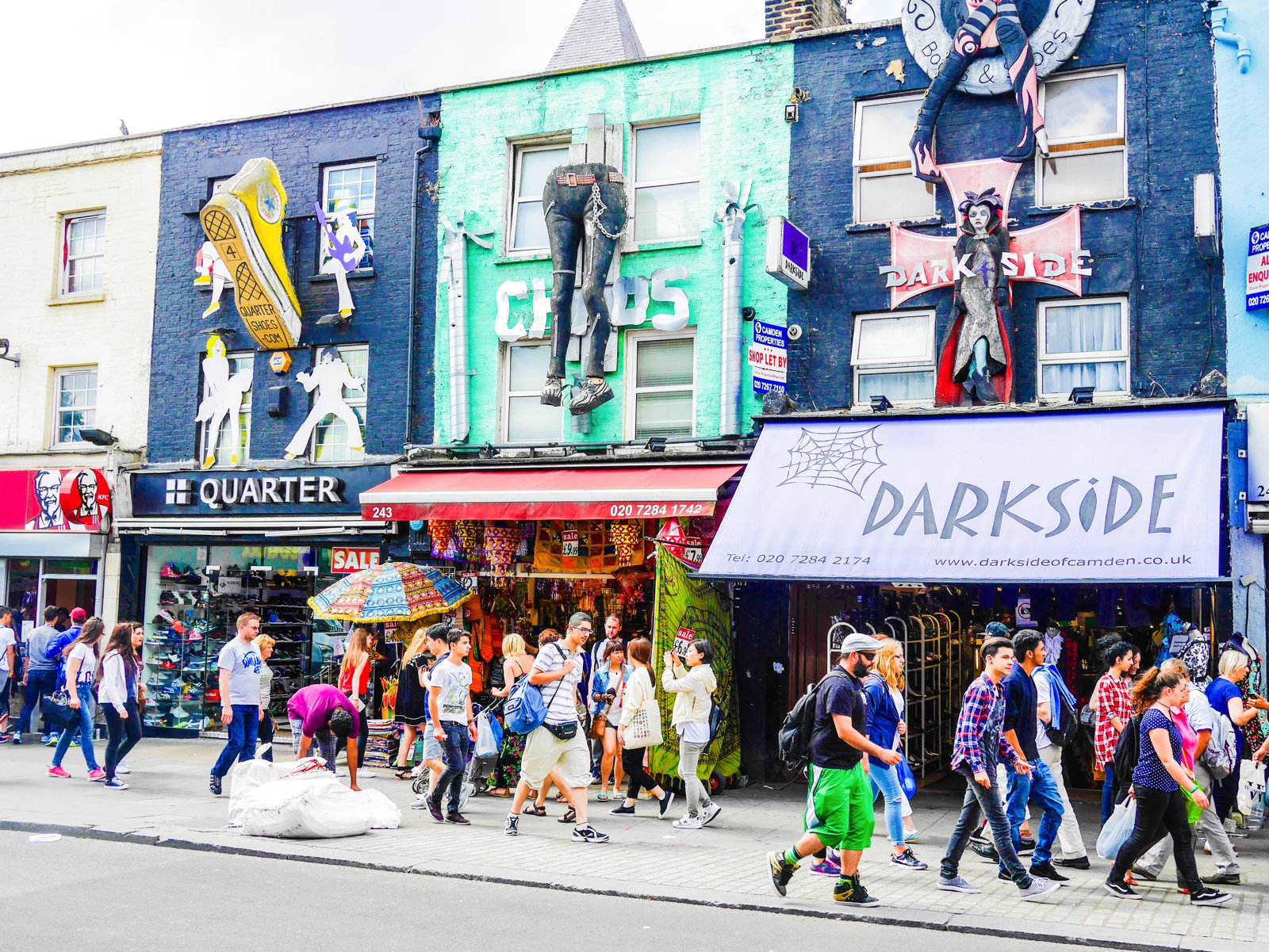 The London Neighbourhood of Camden: Where To Shop, Eat and Party! (5)
