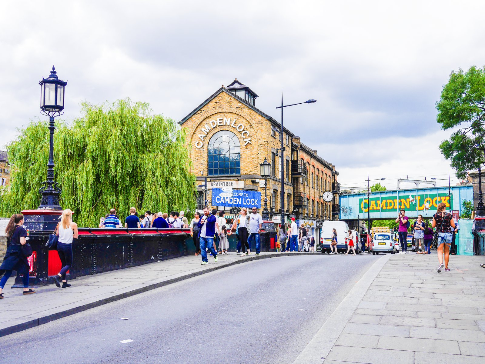 The London Neighbourhood of Camden: Where To Shop, Eat and Party! (8)