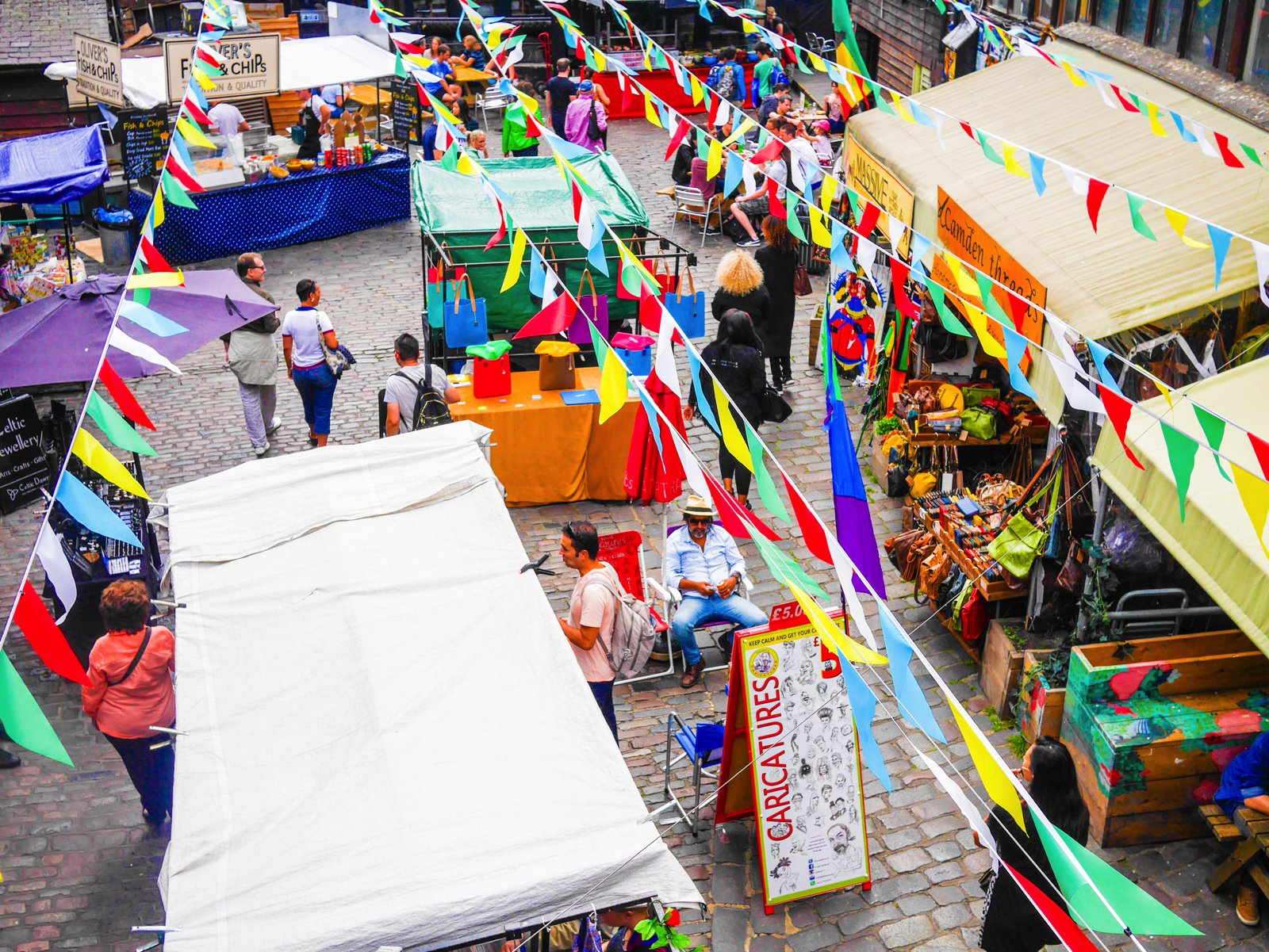 The London Neighbourhood of Camden: Where To Shop, Eat and Party! (13)