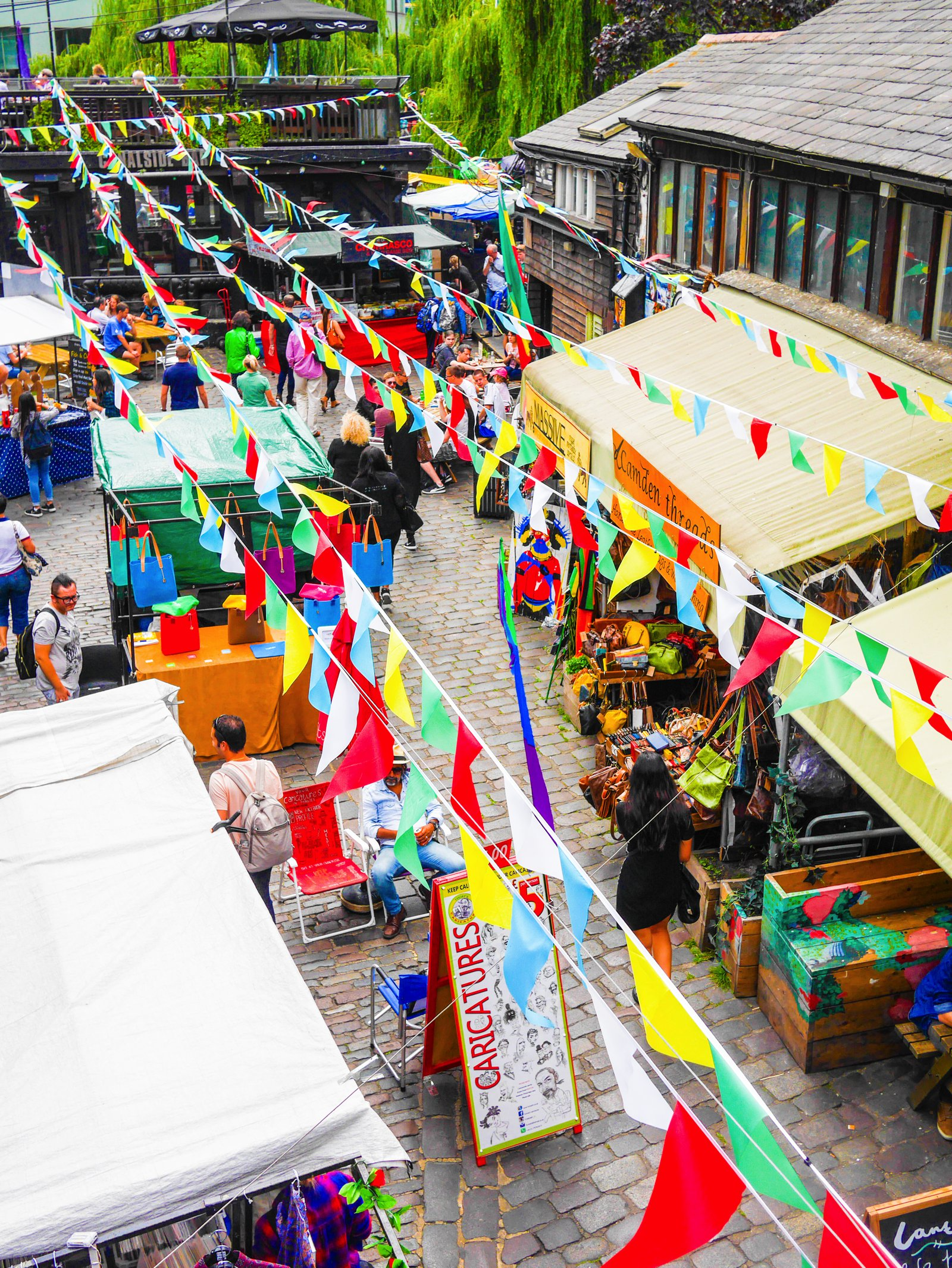 The London Neighbourhood of Camden: Where To Shop, Eat and Party! (14)