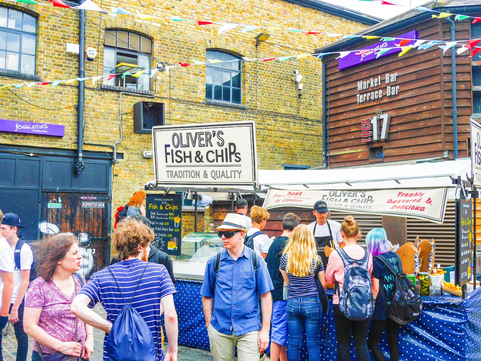 The London Neighbourhood of Camden: Where To Shop, Eat and Party! (15)