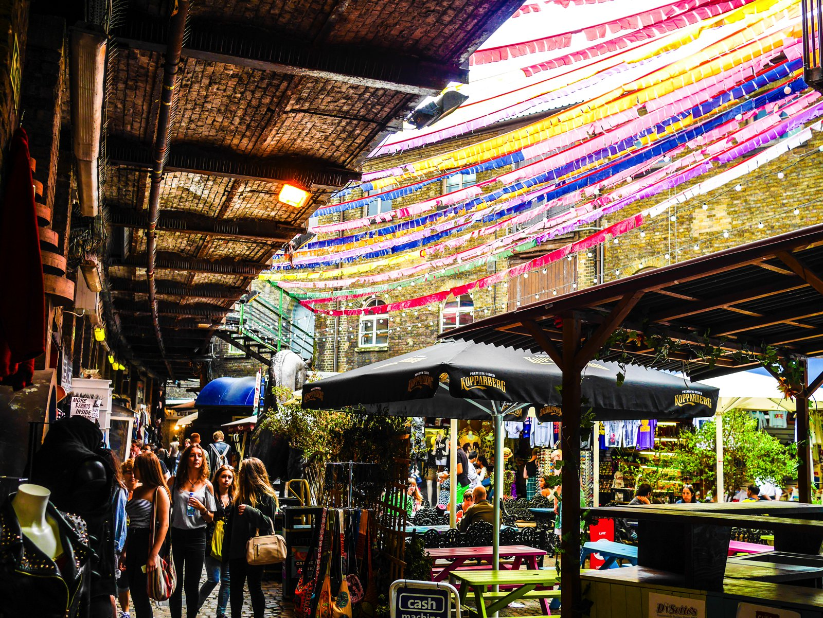 The London Neighbourhood of Camden: Where To Shop, Eat and Party! (25)