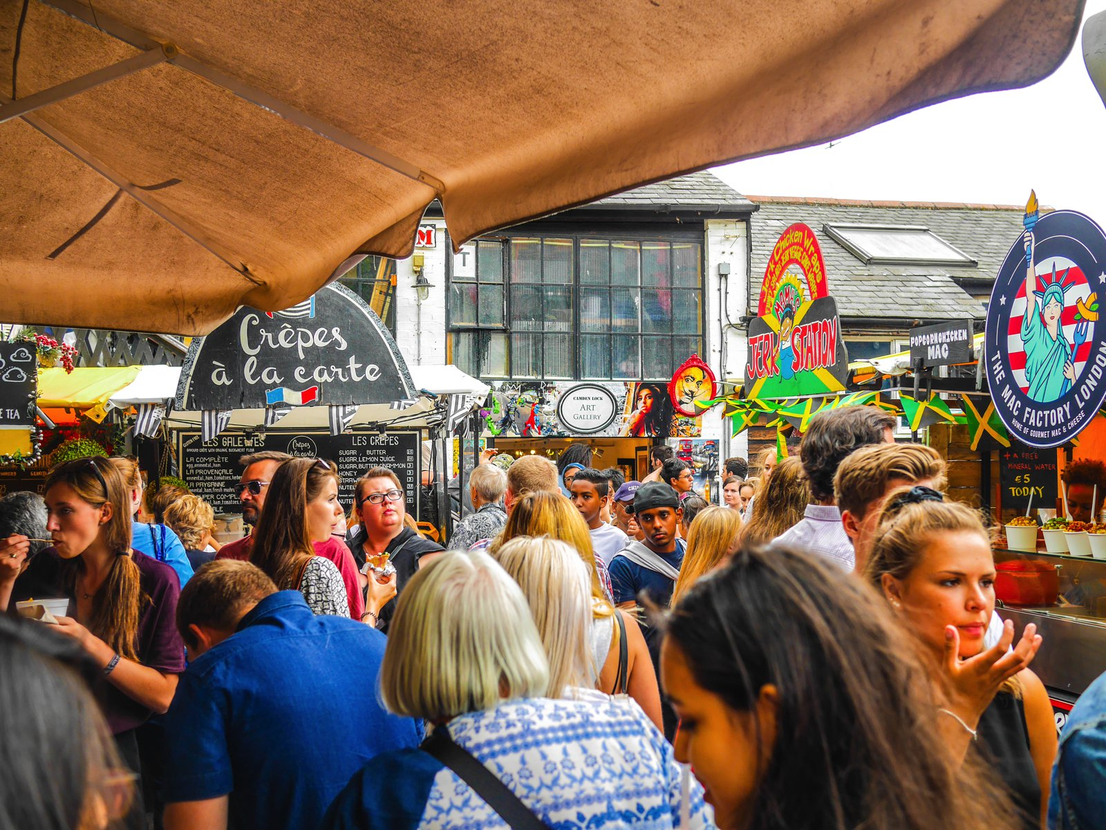 The London Neighbourhood of Camden: Where To Shop, Eat and Party! (32)