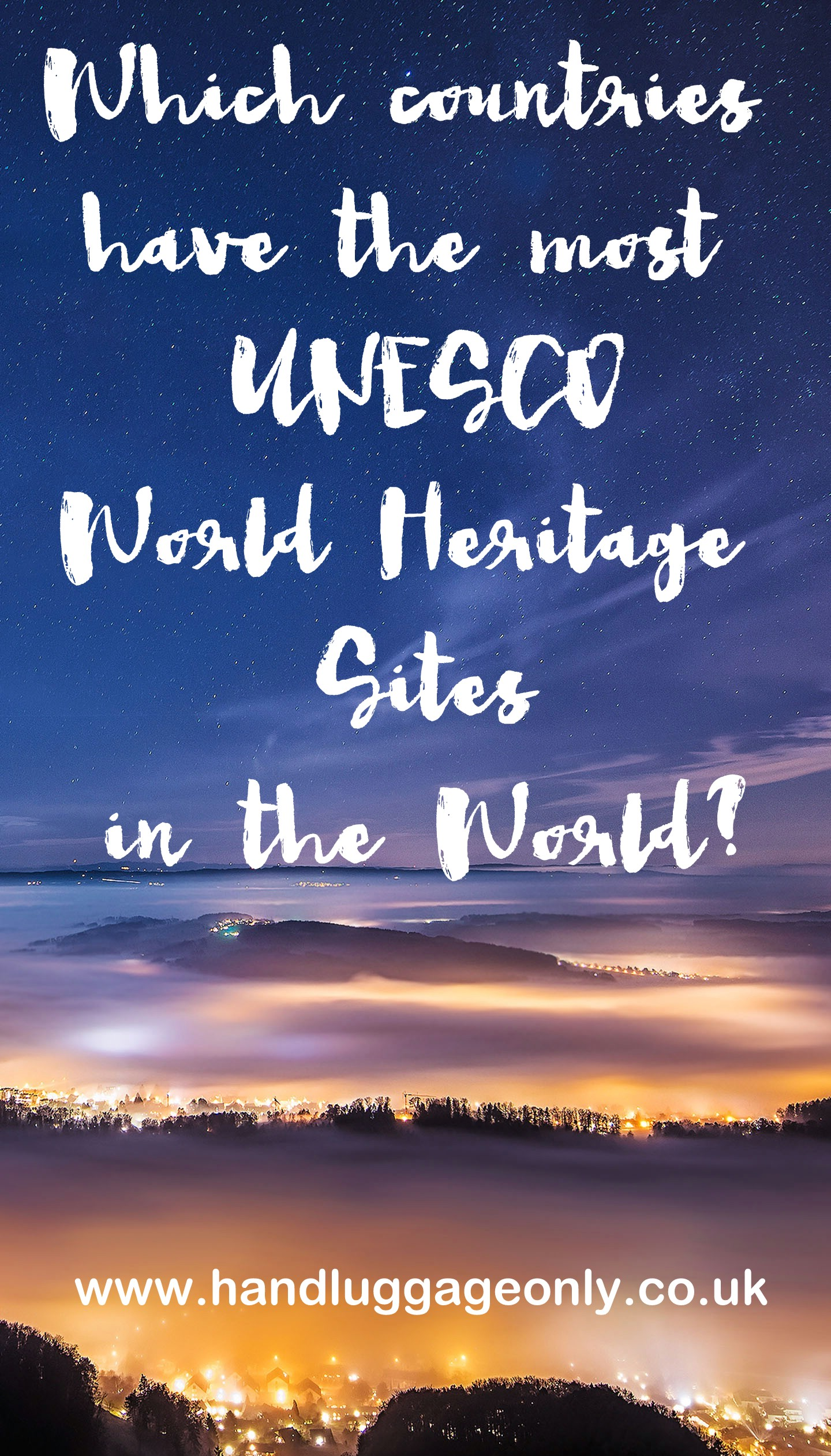 These 7 Countries Have The Most UNESCO World Heritage Sites In The World!