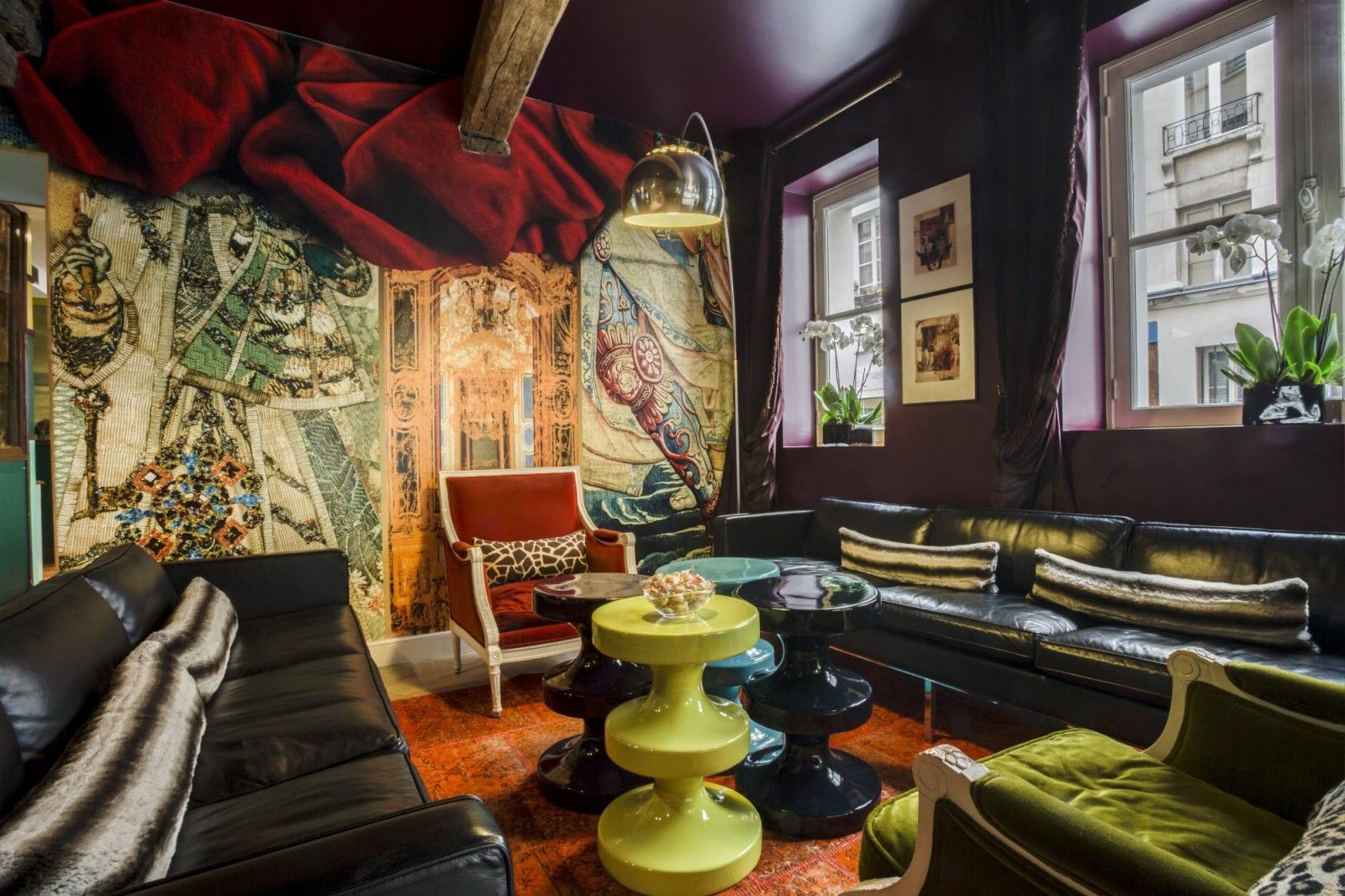 Planning A Luxury stay In Paris? Try The Hotel Petit Moulin (3)