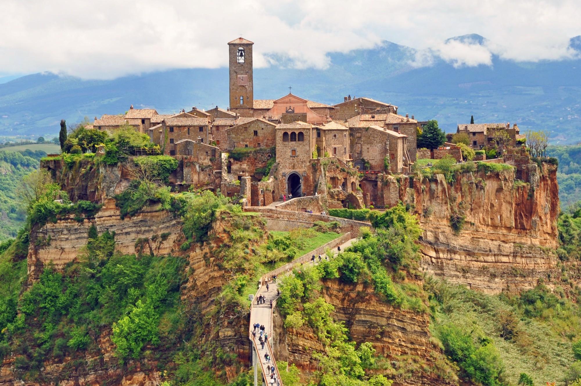 Orvieto Travel Blog