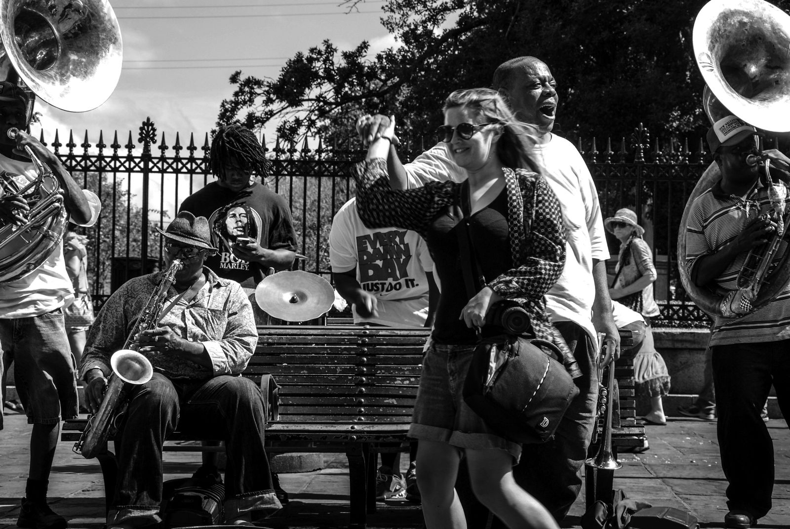 "A Weekend In New Orleans: Jazz, ""Mothers"" & Gate-Crashing A Wedding (1)"
