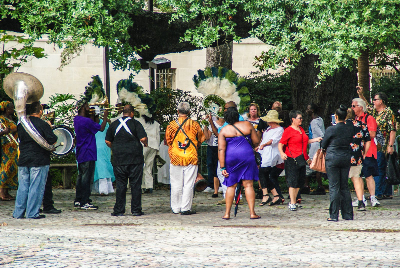 """A Weekend In New Orleans: Jazz, """"Mothers"""" & Gate-Crashing A Wedding (9)"""
