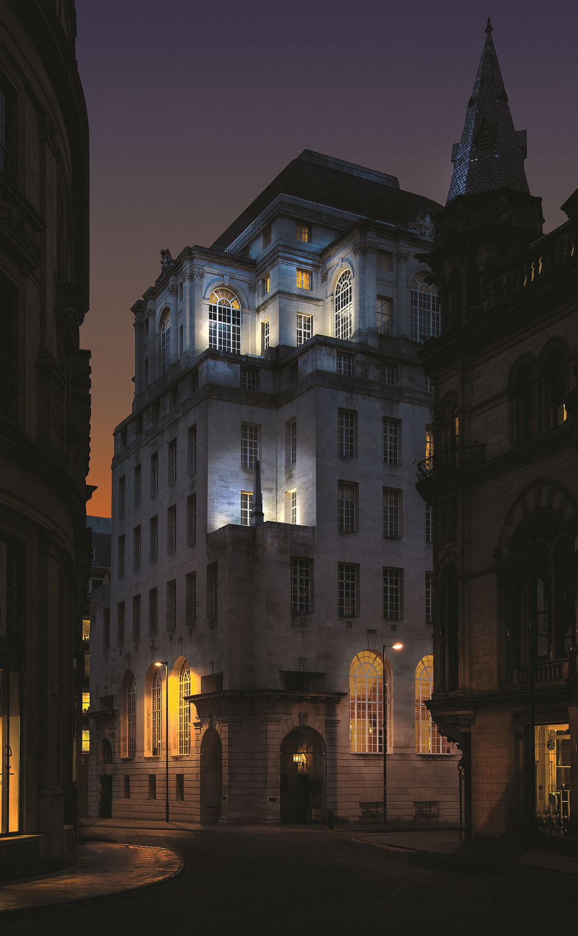 Hotel Gotham, Manchester, England, UK (4)