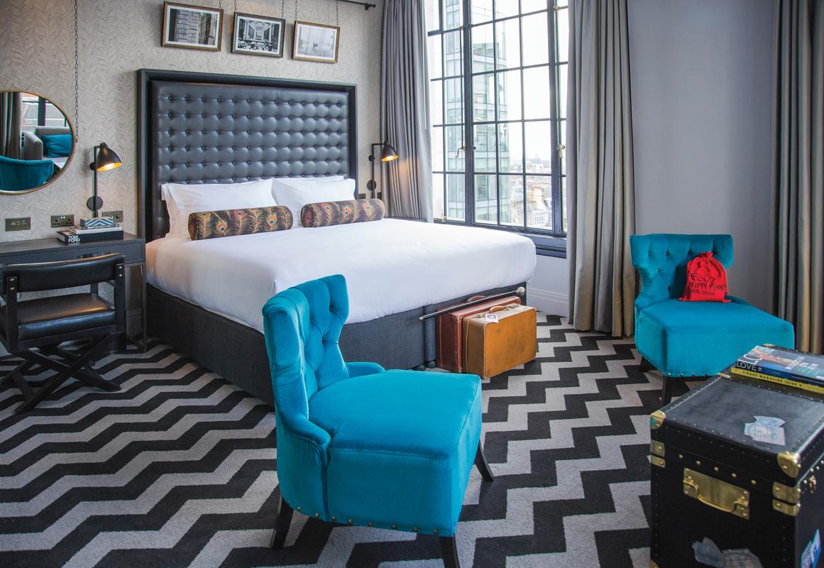 Hotel Gotham, Manchester, England, UK (8)