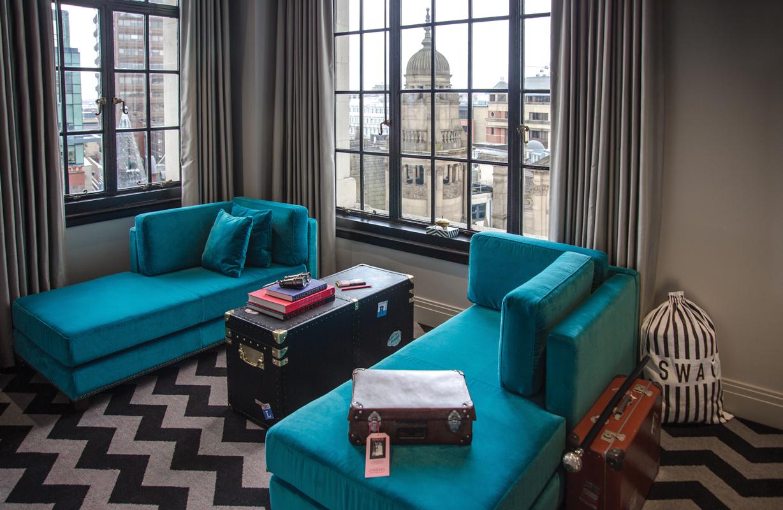 Hotel Gotham, Manchester, England, UK (11)